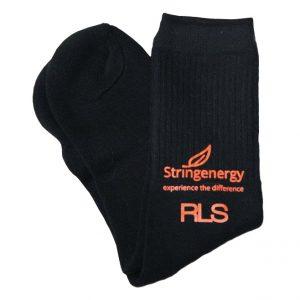 Stringenergy RLS sokken voor de behandeling van onrustige benen