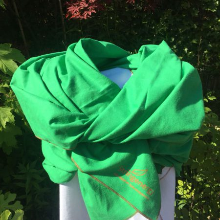 Stringenergy Harmony scarf green