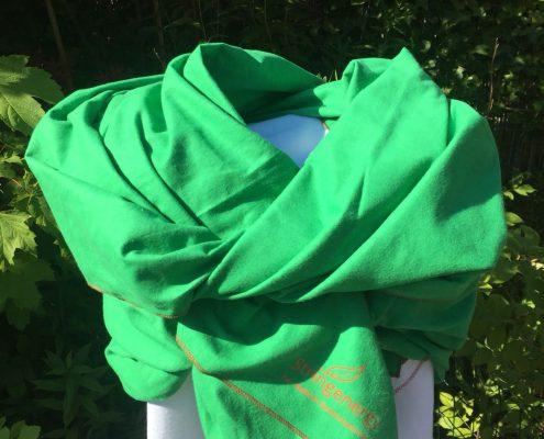 Stringenergy Harmony scarf green