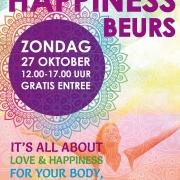 Happiness Beurs 27 oktober 2019